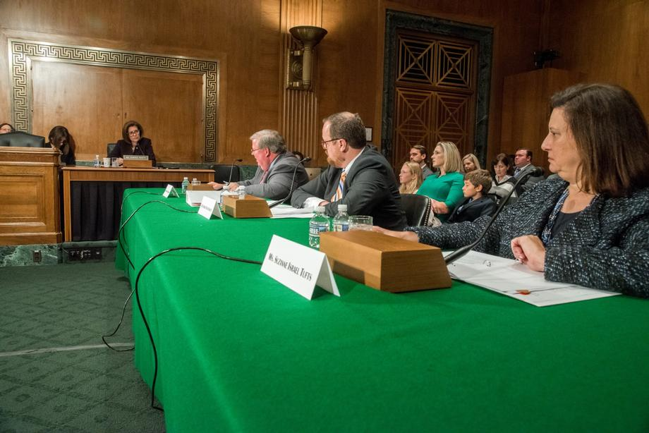 Nomination Hearing: HUD Nominees