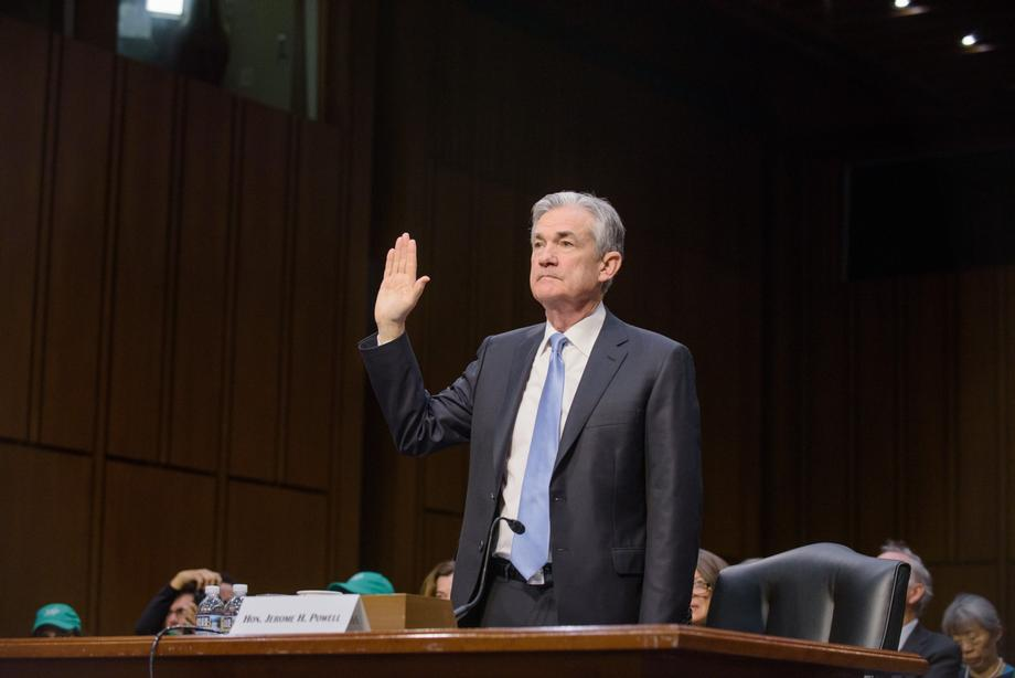 Nomination Hearing: Federal Reserve Chairman Jerome Powell