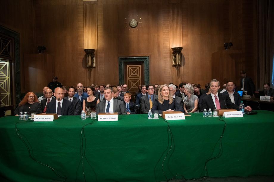 Nomination Hearing for SEC, Ginnie Mae and HUD