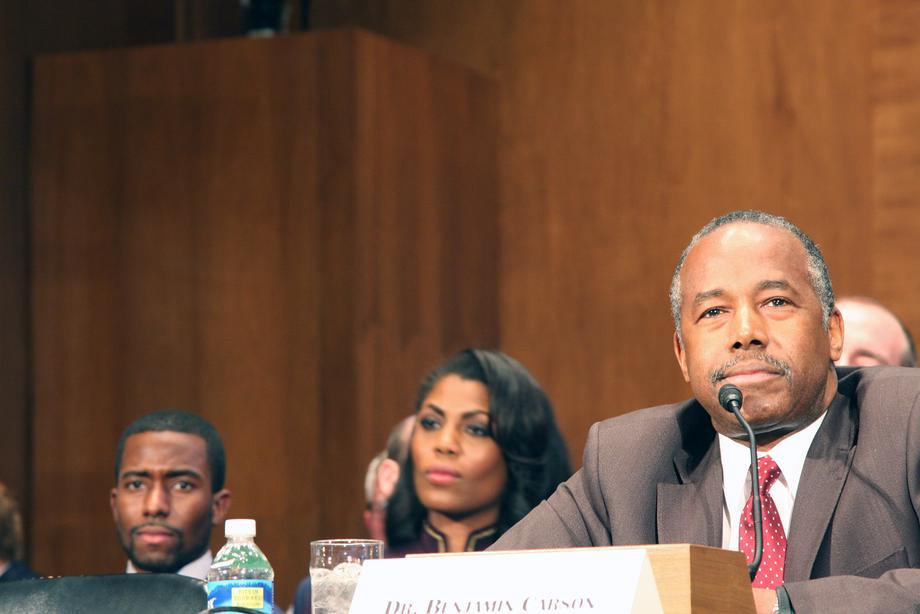 Nomination Hearing for Dr. Benjamin Carson