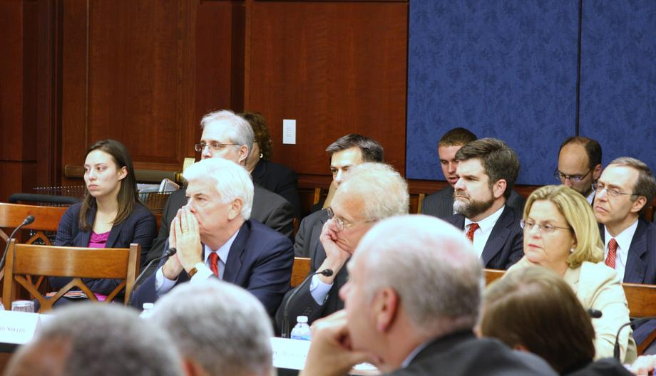House-Senate Conference Meeting On Iran Sanctions