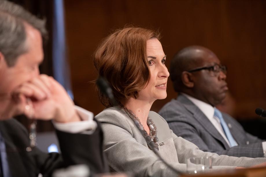 Oversight of Financial Regulators