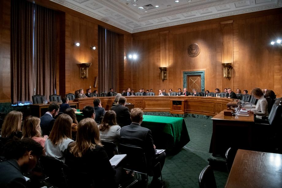 Nomination Hearing
