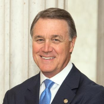 photo of David Perdue