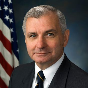 photo of Jack Reed